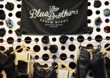 """THE BLUE BROTHERS"" แบรนด์ใหม่ยีนส์พันธุ์ไทย High standard โดย ""Mc GROUP"" เปิดสาขาแรก K-VILLAGE"