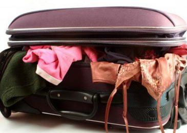 มาจัดกระเป๋าเดินทางกันเถอะ